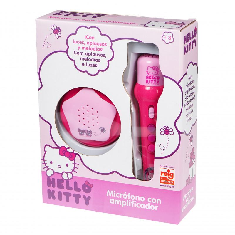 Microfon pentru copii cu amplificator  96077