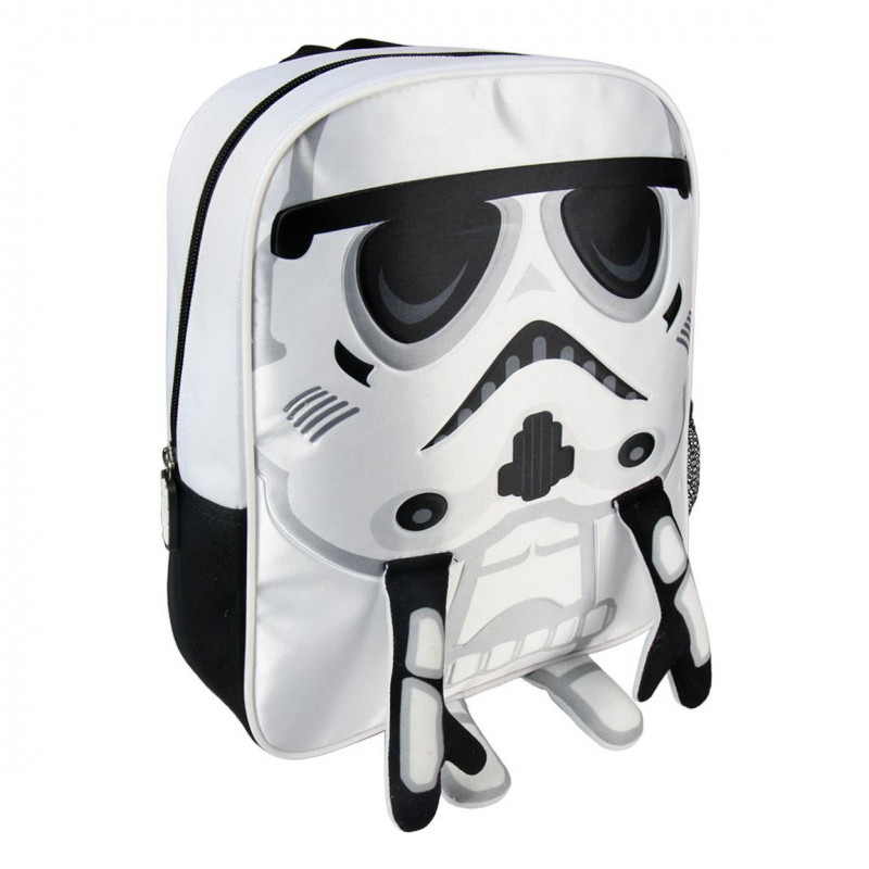 Rucsac unisex cu elemente 3D Storm Trooper  963