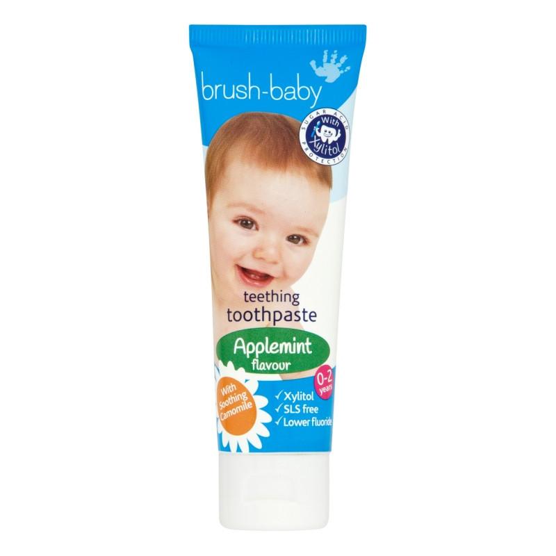 Pasta de dinti pentru bebeluși și copii, tub de plastic, 50 ml  99520
