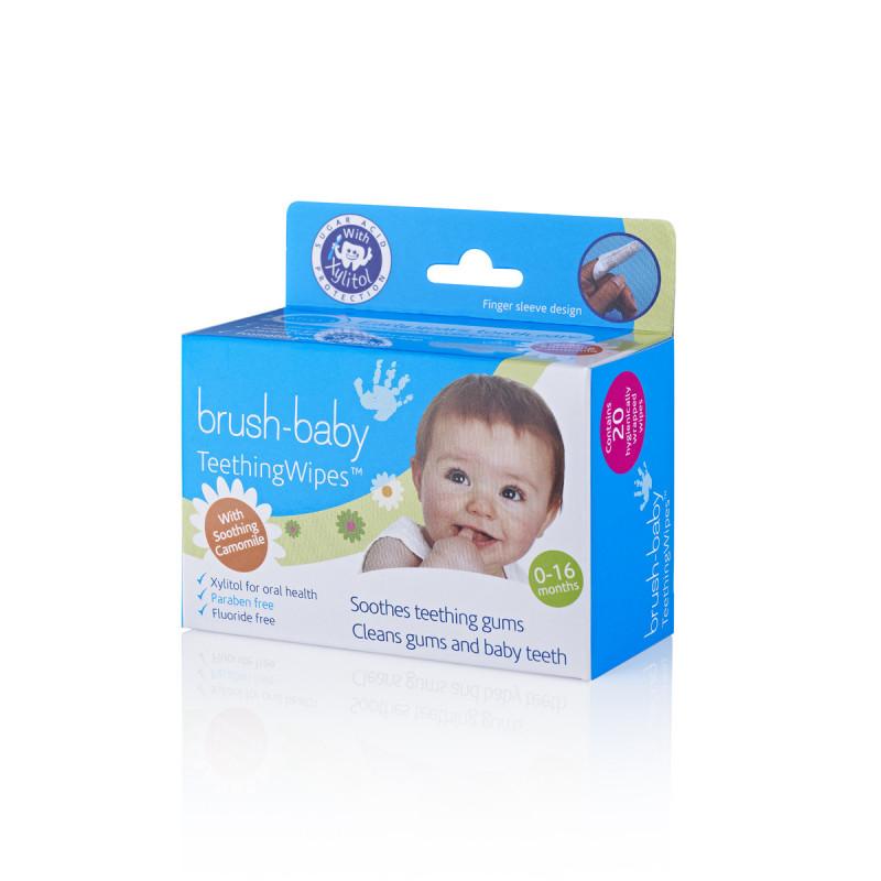 Șervețele de curățare dentară, cutie de carton, 20 buc.  99526