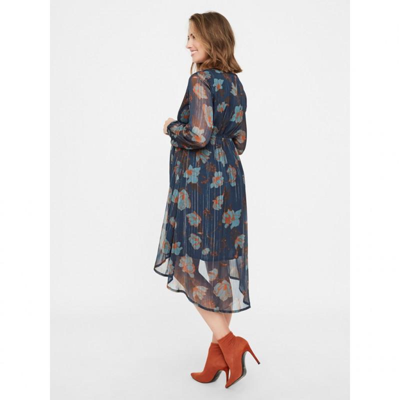 Rochie pentru gravide cu imprimeu floral  99606