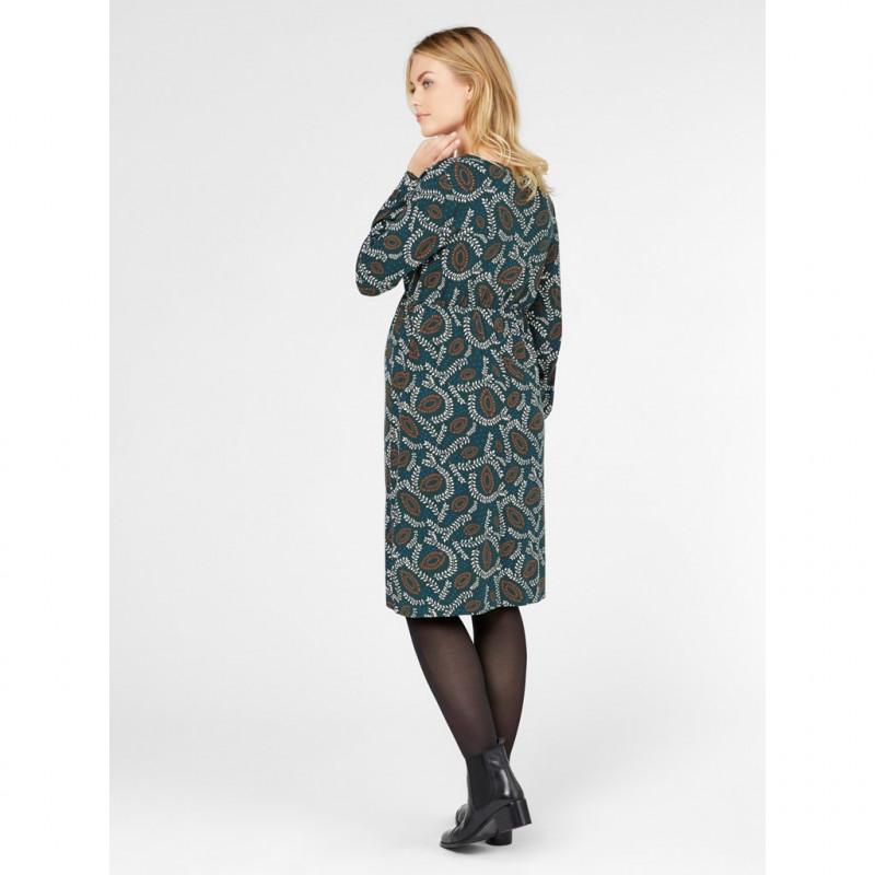 Rochie din țesătură elastică pentru femeile însărcinate și mamele care alăptează  99636