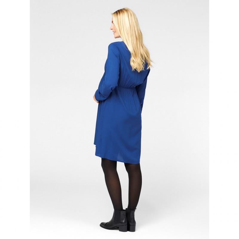 Rochie pentru femei însărcinate sau care alăptează, cu talie elastică  99644