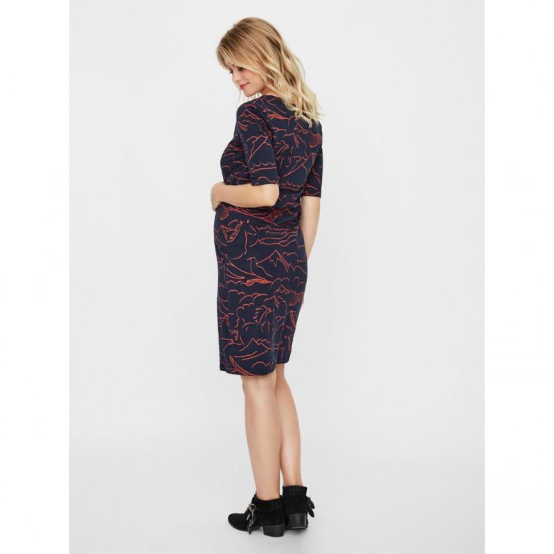Rochie de maternitate din bumbac organic  99650