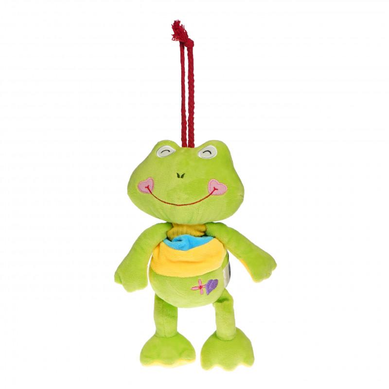 Jucărie muzicală broască  99719